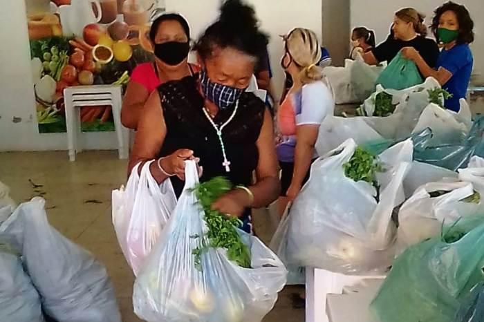 Mais 500 famílias monteirenses são beneficiadas através da parceria entre a Prefeitura, Capribom e a Conab