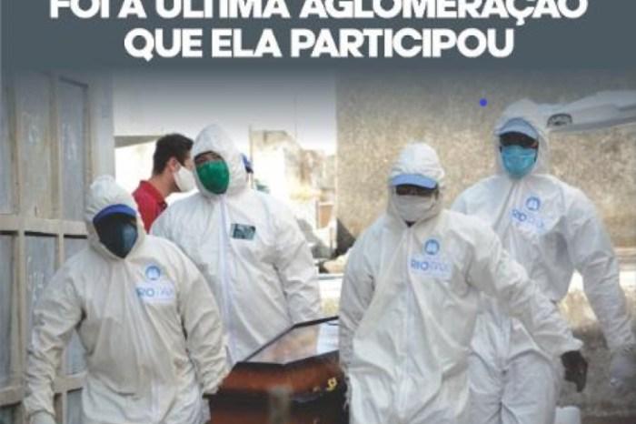 Contra explosão de casos, cidade de SC expõe fotos de pacientes intubados