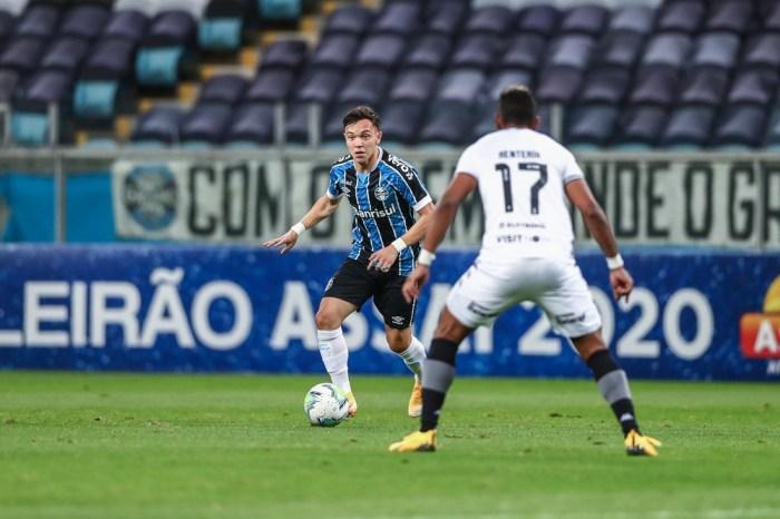 Grêmio tem sequência contra rivais com maiores jejuns da Série A
