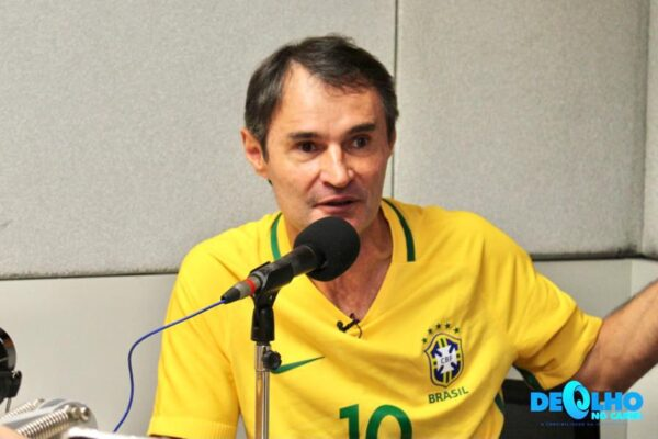 Romero Rodrigues Ex-Prefeito de CG, confirma intenção de disputar o Governo da Paraíba em 2022