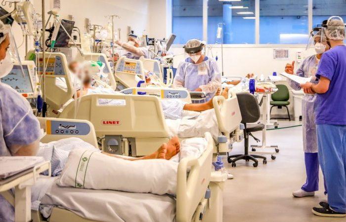 Paraíba tem 238.569 casos confirmados e 4.933 mortes por coronavírus