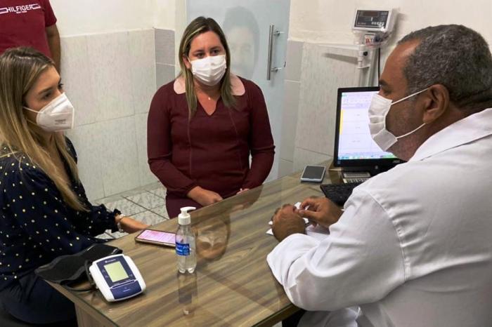 Primeiro Consultório Farmacêutico no SUS instalado em Monteiro é destaque nacional