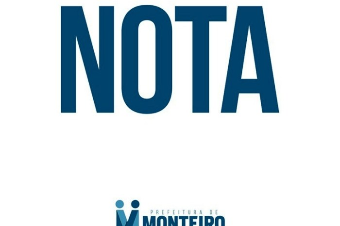 Prefeitura de Monteiro informa sobre o funcionamento das feiras à céu aberto em Monteiro