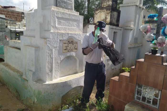 Vigilância em Saúde de Monteiro reforça a prevenção da Dengue, Zika E Chikungunya