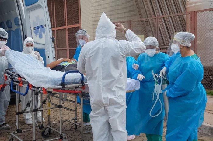Paraíba tem 32 pacientes de covid-19 em fila de UTI e enfermaria