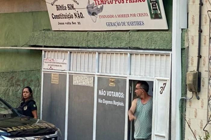 Pastor que pediu 'massacre' de judeus é alvo de operação no Rio