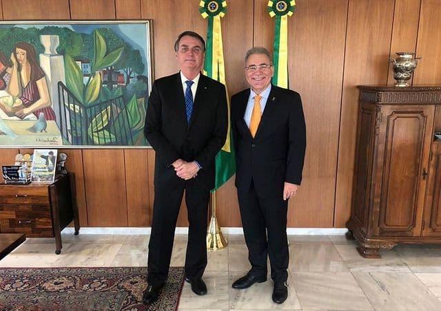 Paraibano Marcelo Queiroga aceita desafio de substituir Pazuello