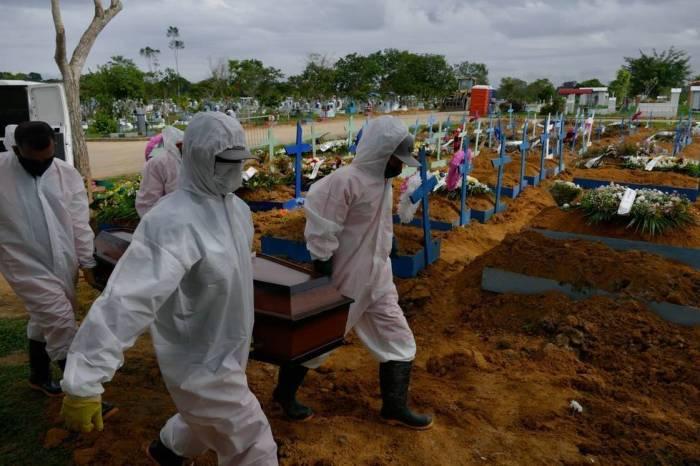 MOÍDOS DA REDAÇÃO: Ministério da Saúde prevê até 3 mil mortes diárias de covid-19 em março
