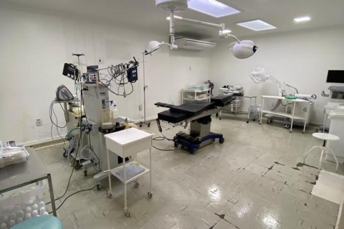 CRM-PB interdita eticamente duas salas do Bloco Cirúrgico do Hospital Regional de Patos