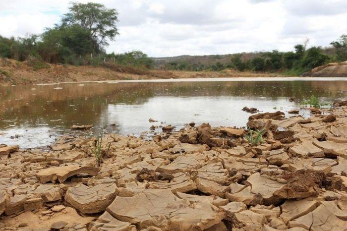 Seca moderada na Paraíba sobe de 58% para 62% em março, diz ANA