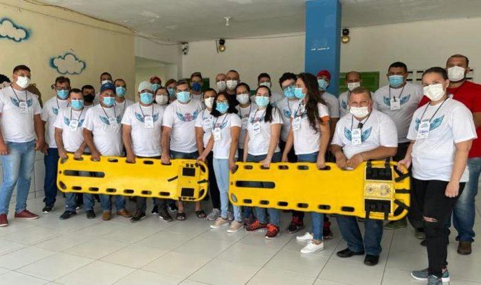 Prefeitura de Coxixola promove curso de atenção pré hospitalar