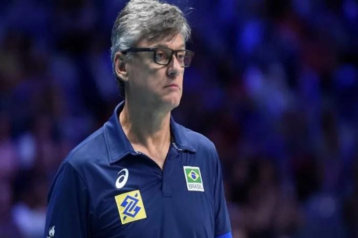Internado com Covid-19, Técnico da seleção masculina de vôlei é intubado