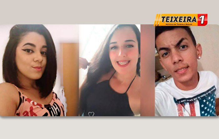 São José do Egito-PE: Três jovens morrem em acidente de moto na noite de quinta (22)