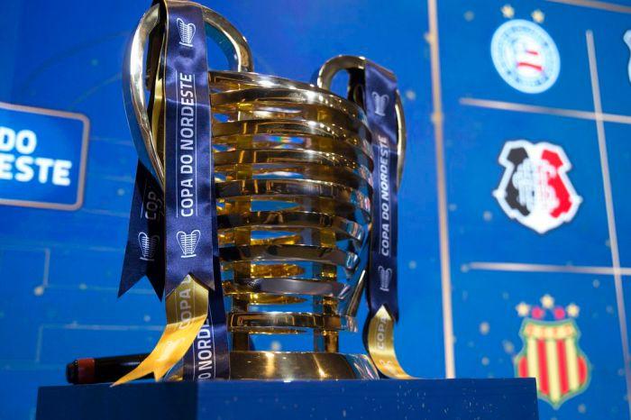 Copa do Nordeste: CBF confirma datas da final entre Bahia e Ceará