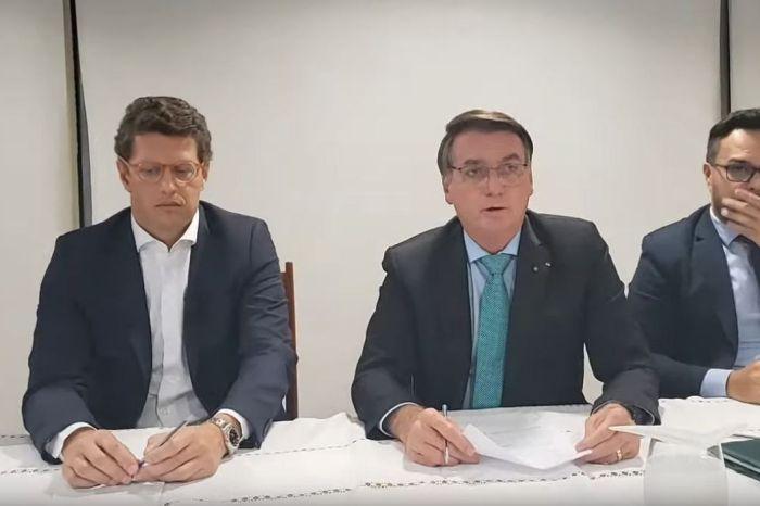Combate ao desmatamento no Brasil vai custar US$ 1 bi, diz Salles