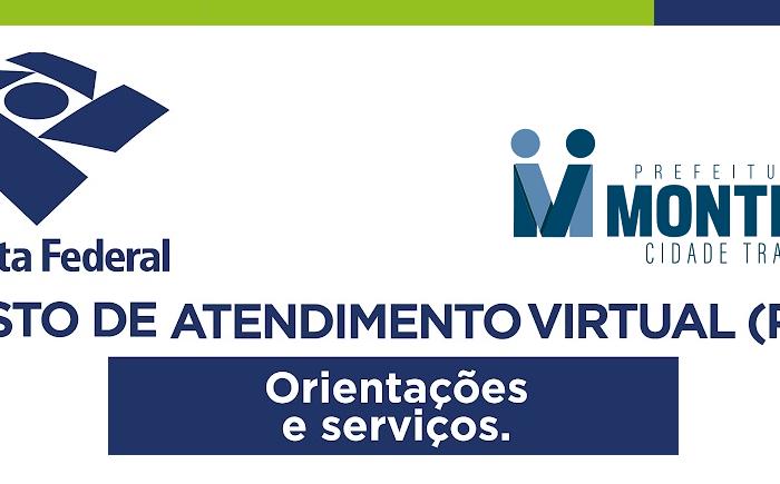 Prefeitura de Monteiro e Receita Federal firmam parceria para Ponto de Atendimento Virtual
