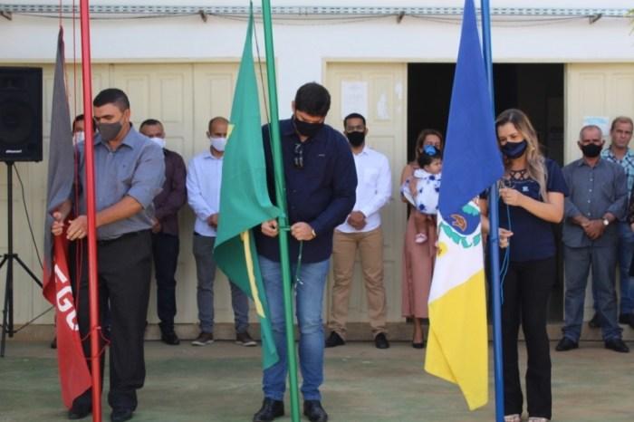 Prefeitura de Zabelê celebrou seus 27 anos de emancipação política com programação especial