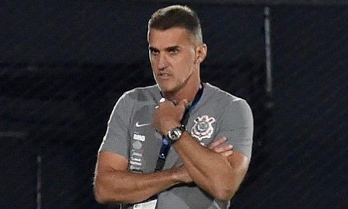 'Acabou a Sul-Americana para esse time do Corinthians', dispara Benja