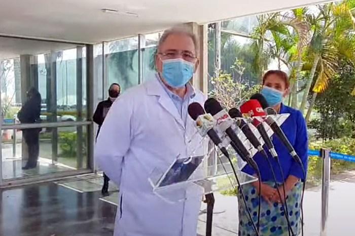 Marcelo Queiroga anuncia apoio das Forças Armadas na vacinação e diz que 'evitar lockdown é a ordem'