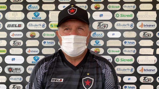 Marcelo Vilar deixa Botafogo-PB após derrota para o Treze