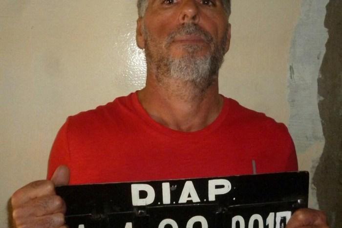 Mafioso italiano Rocco Morabito é transferido para Brasília após prisão na Paraíba