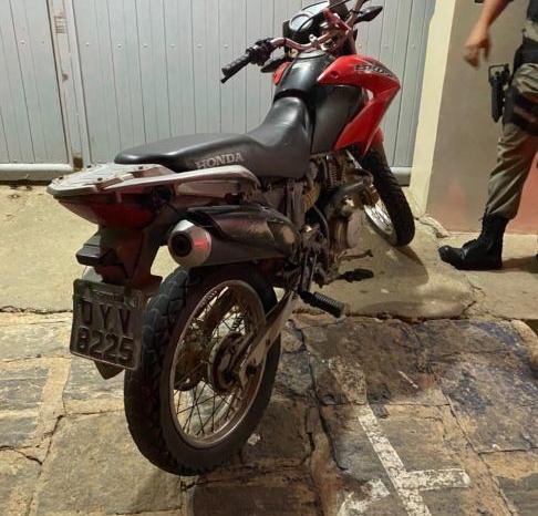 Em Monteiro, Polícia prende suspeito de participar de assalto em Sumé