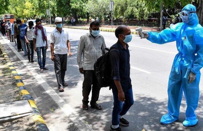 Covid-19: Índia se torna o país com mais mortes notificadas em 24h no mundo