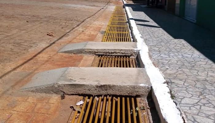 Prefeitura de Prata conclui obras de drenagem na Rua José Borba Filho