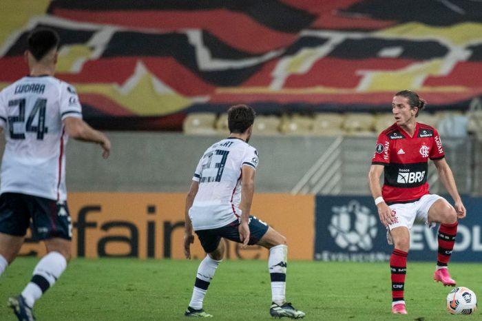 Libertadores: mesmo com empate, Flamengo se classifica como líder