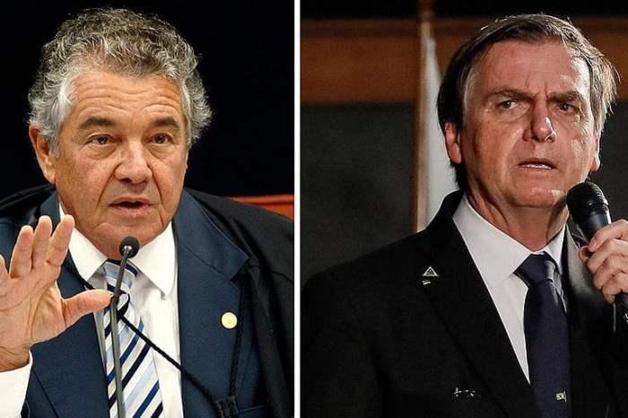 Marco Aurélio minimiza ação de Bolsonaro contra lockdown