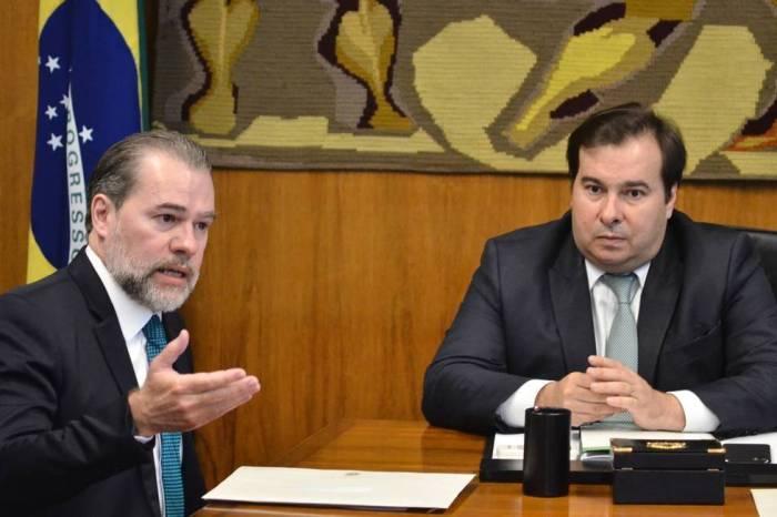 Toffoli ganha apoio de lideranças partidárias contra inquérito