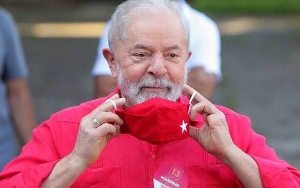 Em meio ao risco de 3ª onda da Covid-19, ex-presidente Lula adia viagem à Paraíba e demais capitais do Nordeste