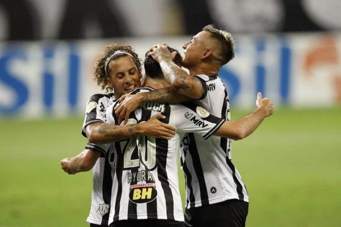 Atlético-MG joga em busca da liderança geral da Libertadores