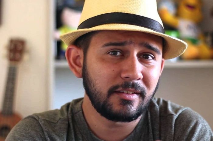 Poeta Bráulio Bessa, do 'Encontro', está internado com Covid-19