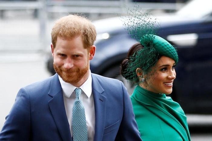 Príncipe Harry diz que primeiros encontros com Meghan foram em supermercado