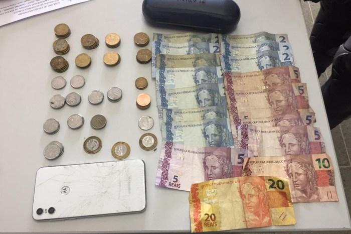 Polícia intercepta fuga e prende suspeitos de assaltar farmácia em Campina Grande
