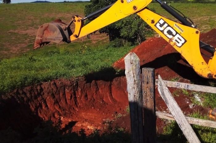 Governo do Estado inicia construção de 1500 cisternas do programa PB Rural Sustentável