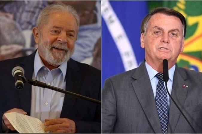 Lula e Bolsonaro estão tecnicamente empatados no Rio, diz pesquisa