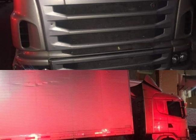 NO CARIRI: Polícia Militar recupera caminhão roubado com carga de algodão