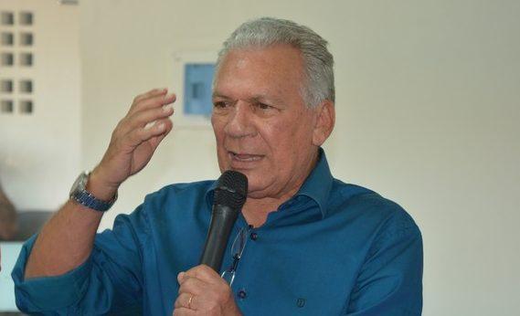 Prefeito de Cajazeiras, José Aldemir é diagnosticado com Covid-19