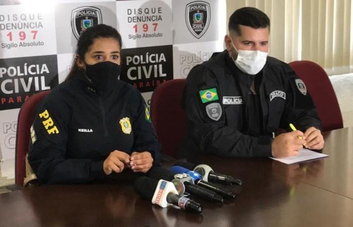 Bandidos mortos pela polícia fizeram refém e furaram bloqueio da PM no Cariri