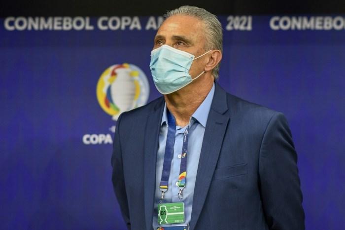 Conmebol multa Tite após críticas do técnico da Seleção à organização da Copa América