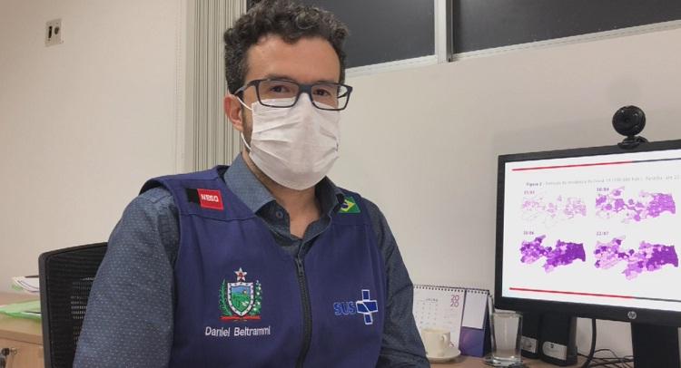 Momento da pandemia melhorou, mas transmissão do vírus segue alta, diz Beltrami