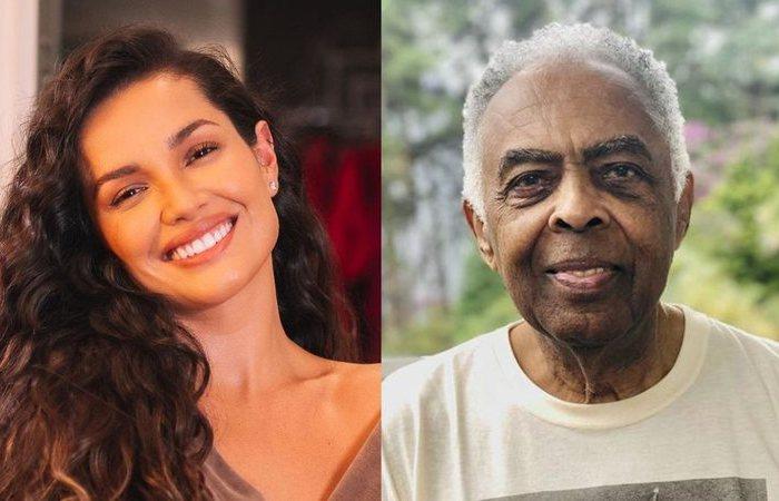 Ex-BBB Juliette lança carreira musical com parceria com Gilberto Gil e grava hit nacional