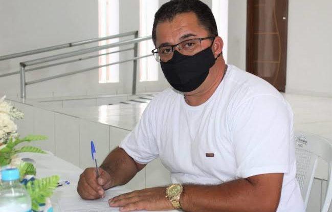 Prefeito de cidade do Cariri paraibano morre vítima da Covid-19