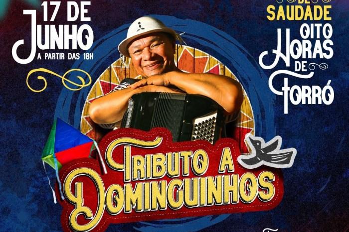Super Live em homenagem ao cantor Dominguinhos