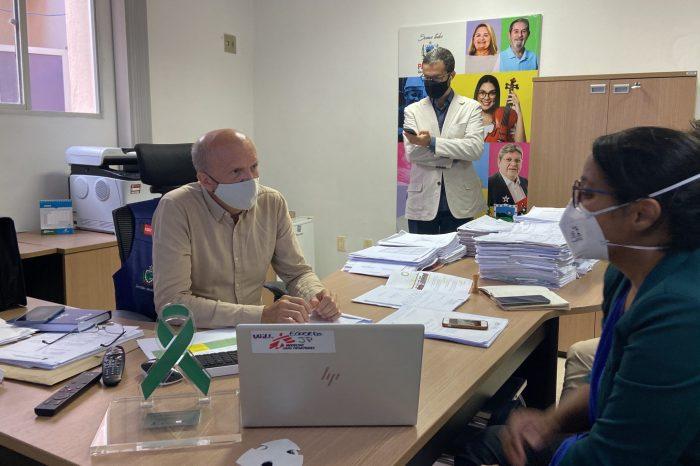 Saúde da Paraíba fecha parceria com Médicos Sem Fronteiras para atuar no combate à Covid-19 no Sertão