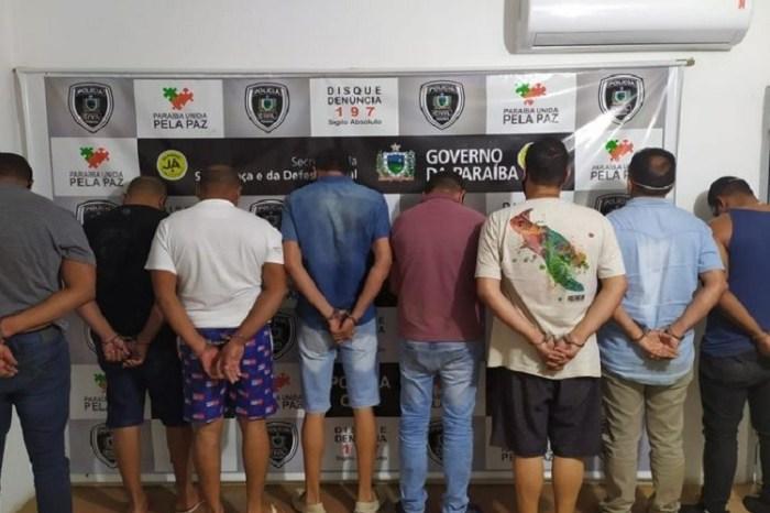 Sargento da PM é preso suspeito de roubo a bancos e tráfico de drogas na PB