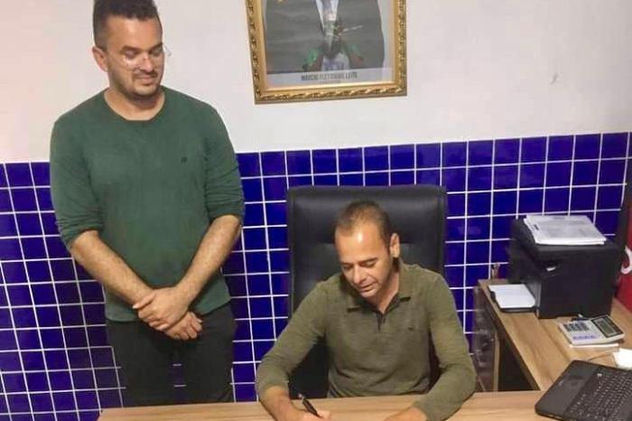 São João do Tigre assina convênio com Monteiro para realização de exames de tomografias