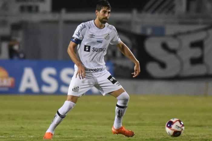 Santos encaminha venda de Luan Peres ao Olympique, da França